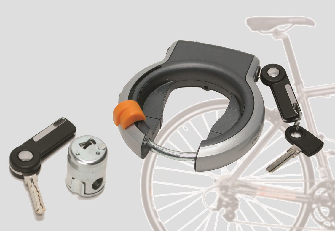 Custom Locking Solutions - Bicycle security system