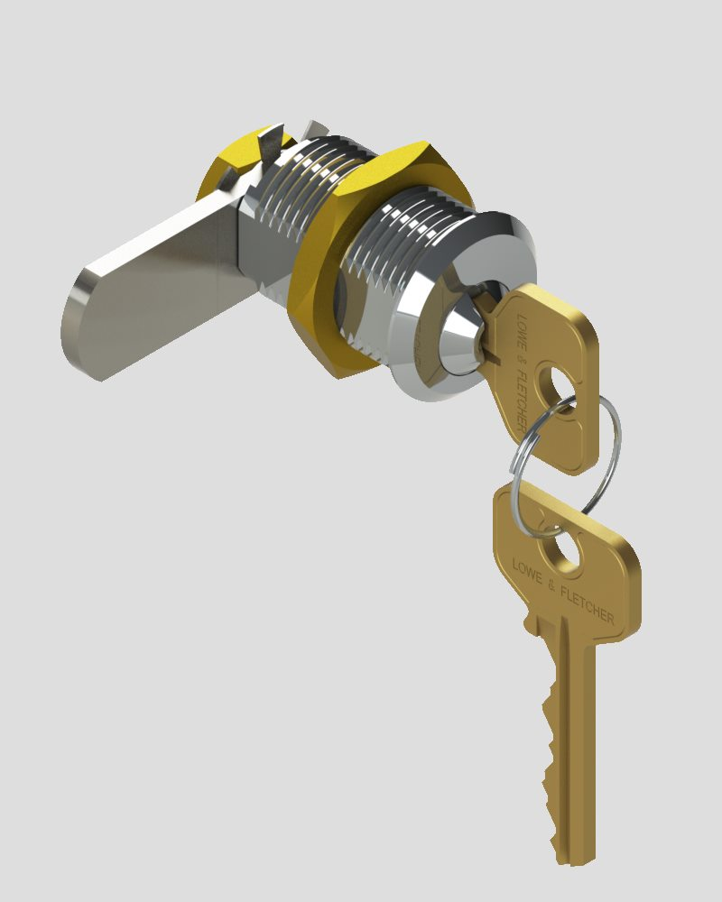 Bespoke Locking Solutions - 3D solid model